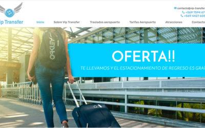 Vip-Transfer ofrece un servicio las 24 horas en traslados al aeropuerto