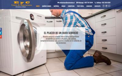 EyC Técnicos, Reparación de Vitrinas Refrigeradoras en Santiago