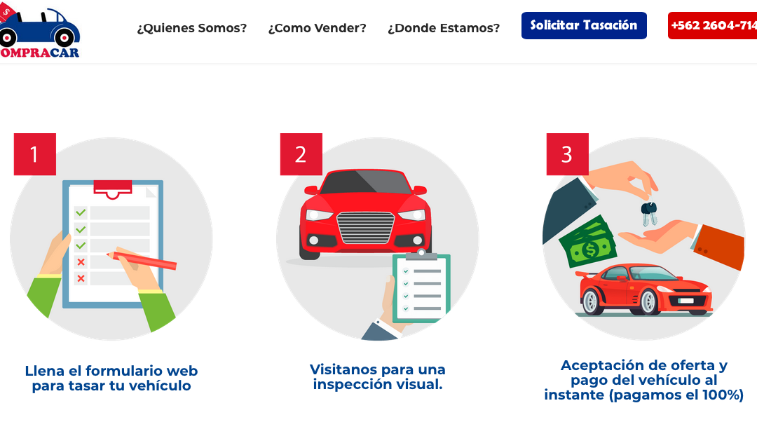 Compra Car, Automotora Confiable en Santiago