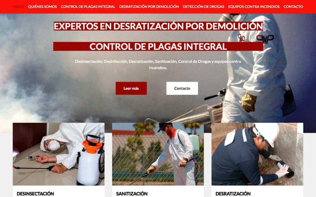 Comercial PyP, líderes en Control de plagas en Santiago