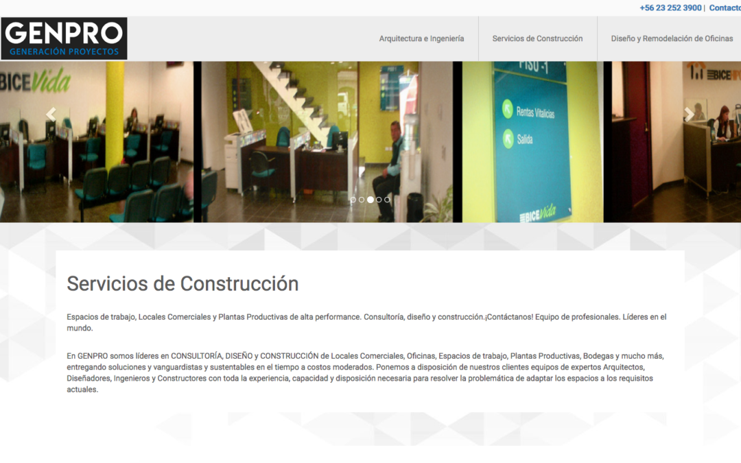 Genpro, empresa de sanitización en Santiago