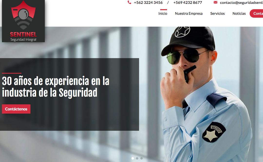 Seguridad Sentinel, servicio de vigilantes privados