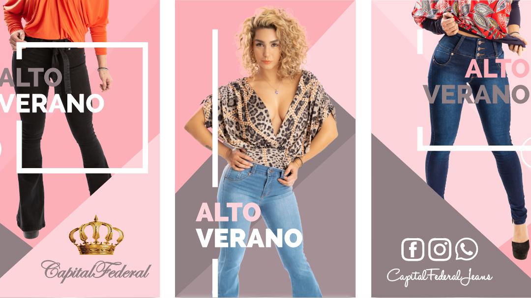 Capital Jeans, distribuidores de ropa de mujer en Chile