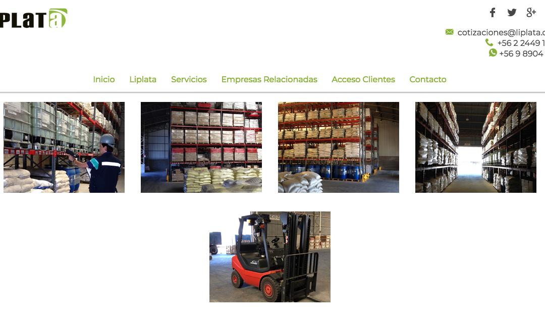 Liplata, expertos en logística y distribución