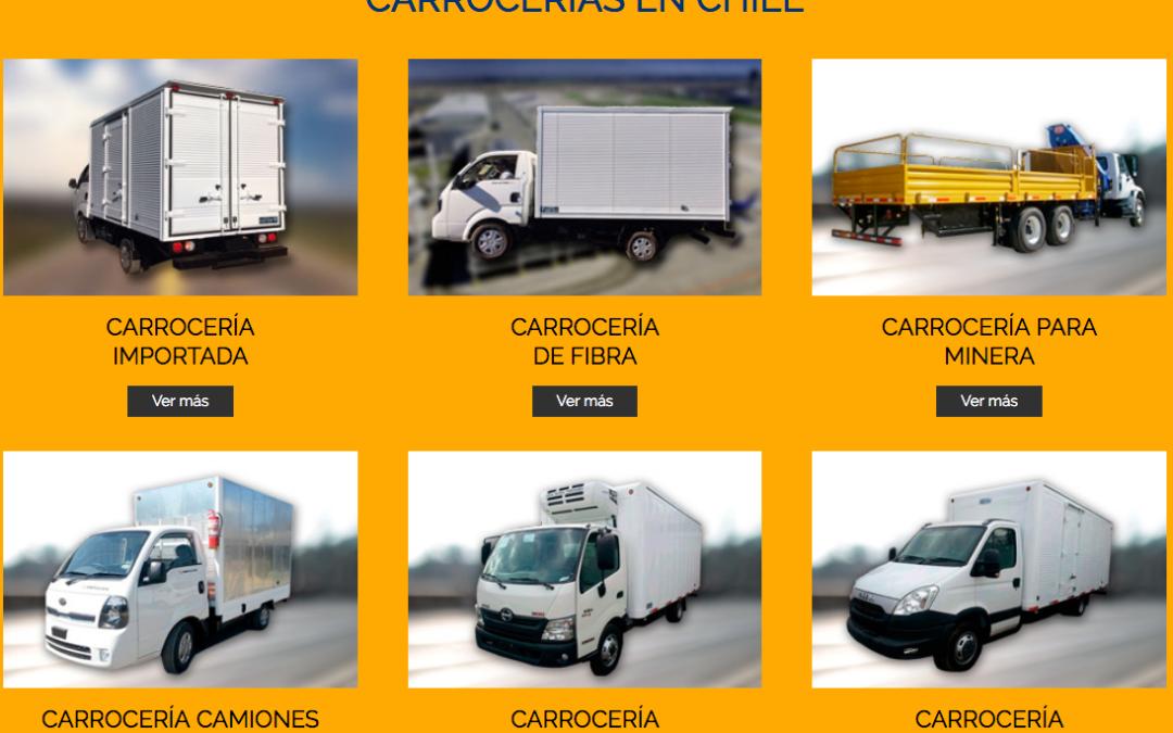 Wagon Trucks, fabrica de carrocerías en Santiago