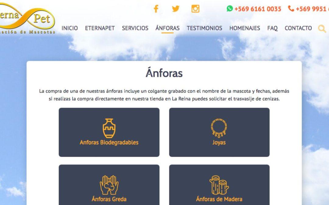 Eternapet, servicio de funeraria de mascotas en Santiago