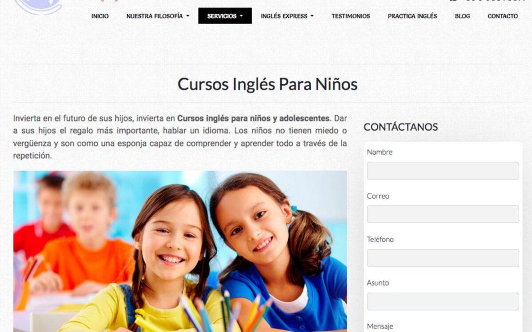 Curso Inglés, clases de inglés por Skype en Santiago