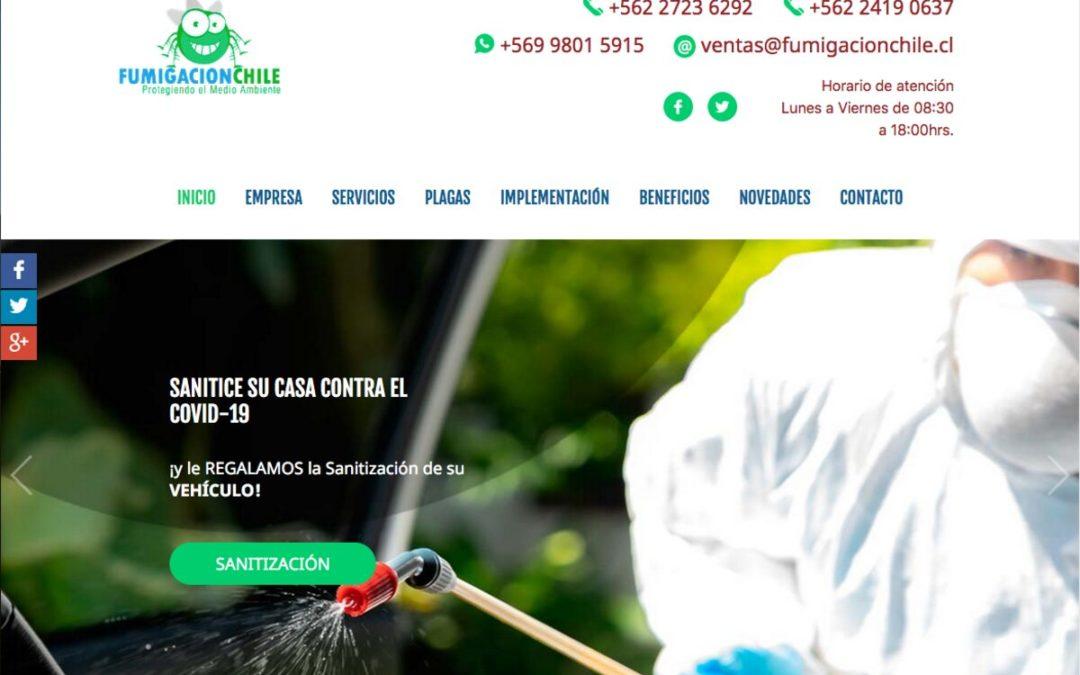 Fumigación Chile, expertos en control de termitas en Chile