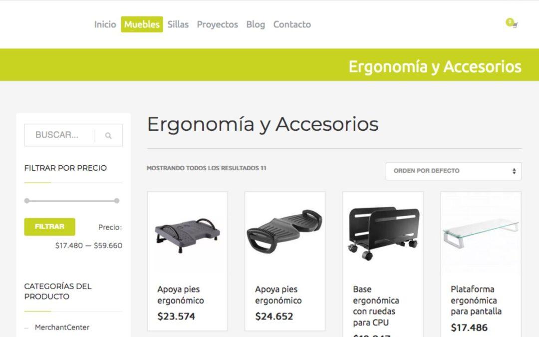Muebles Dimensiona, muebles para en Chile