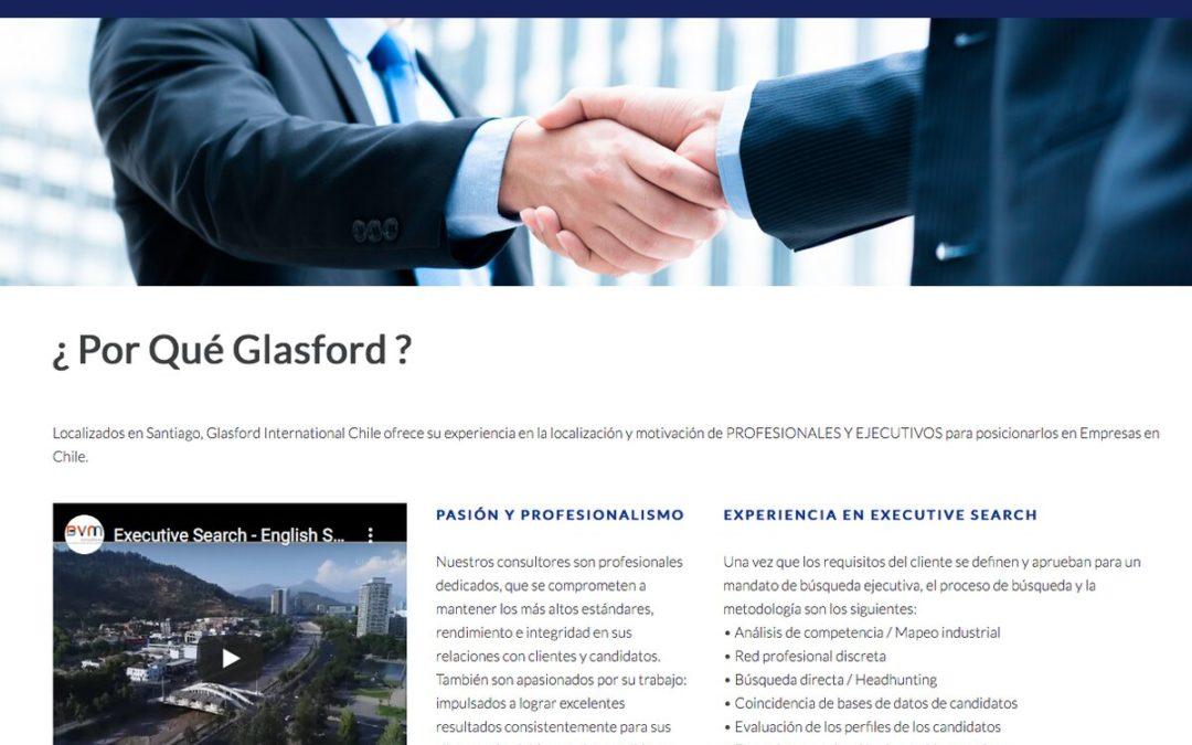 Glasford, consultora headhunting en Chile