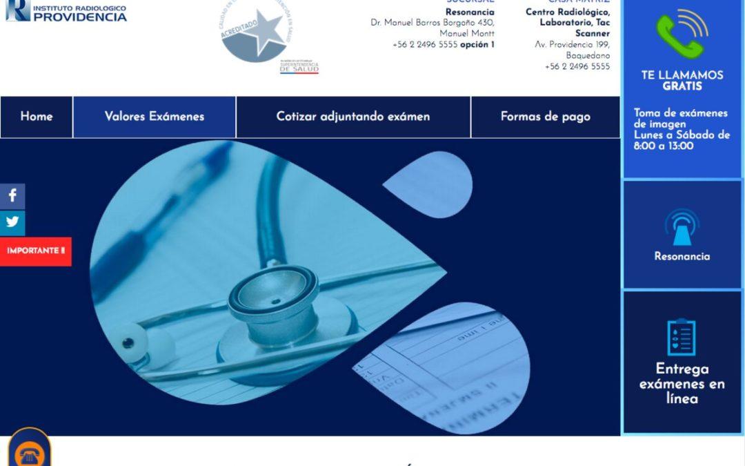 IRP, experto en los servicios d scanner cerebral